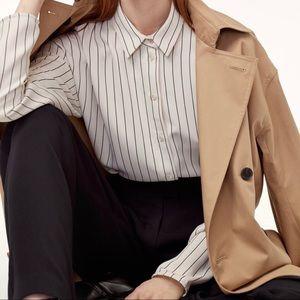 Aritzia Babaton Kearney blouse